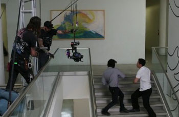 Behind the Scenes of a Long Take